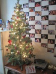 My Christmas tree! (with a little help from Mum!)